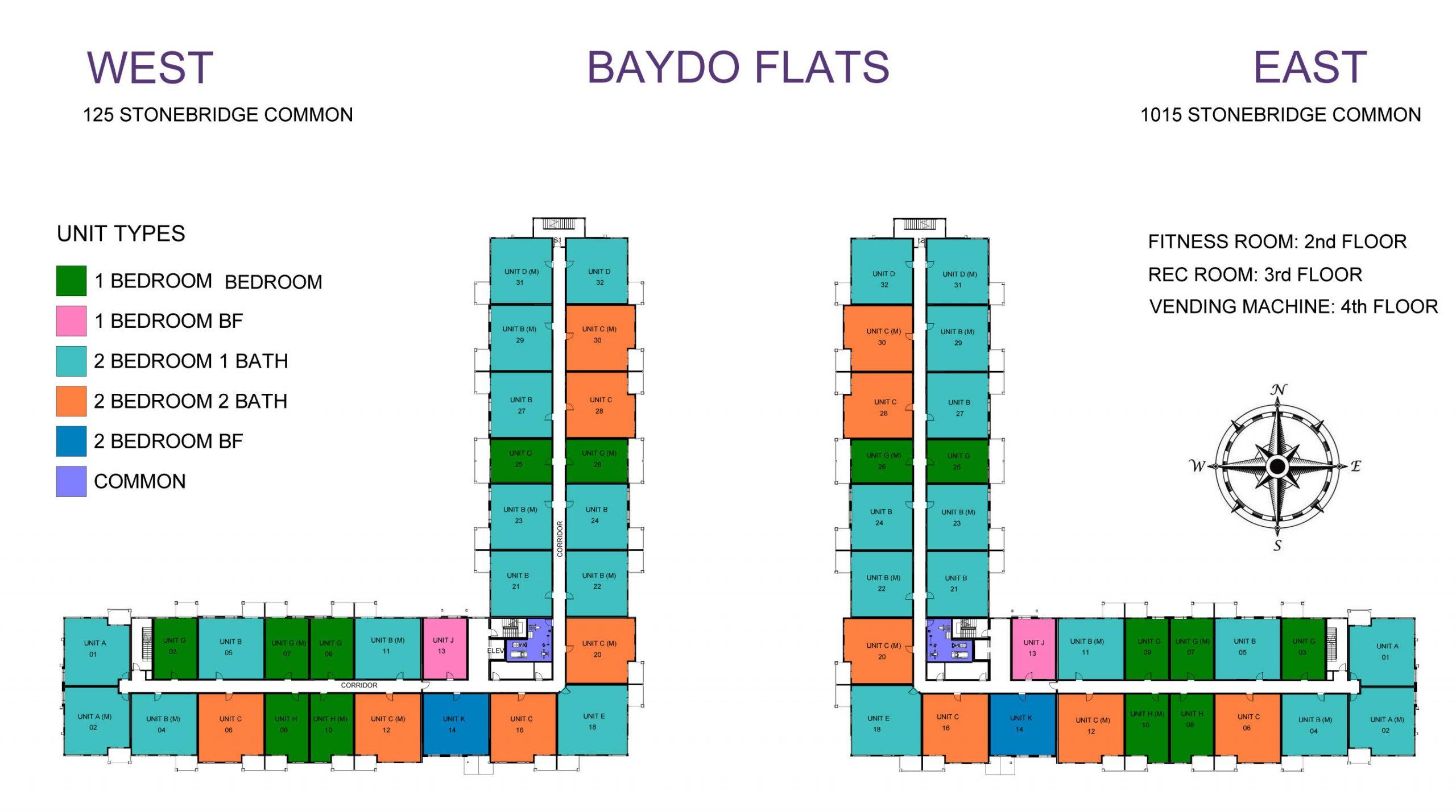baydo flats main floor